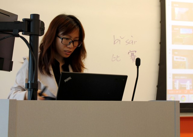 Dr. Wing Shan Ho - Classroom - EDIT