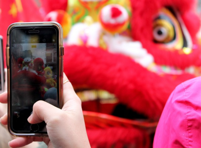 salvaryn_picture of lion dancers